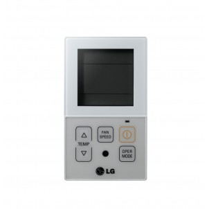 Sterownik uproszczony przewodowy LG PQRCVCL0QW