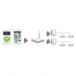 Zdalne sterowanie smart WiFi RVF-WIFI