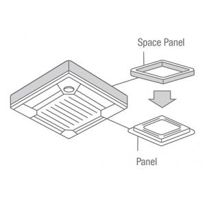 Panel dystansujący Mitsubishi PAC-SH48AS-E