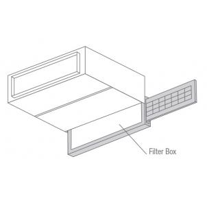 Skrzynka filtra Mitsubishi PAC-KE92TB-E