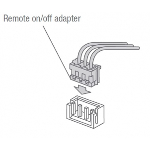 Adapter zdalnego włącz/wyłącz Mitsubishi PAC-SE55RA-E