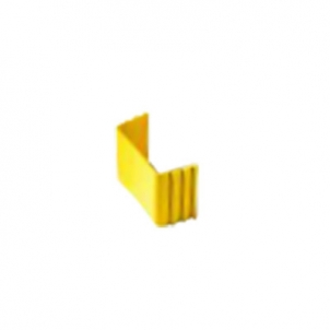 Klamra zaciskowa żółta IVENSIS IPFB60