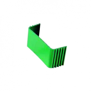 Klamra zaciskowa zielona IVENSIS IPFB110