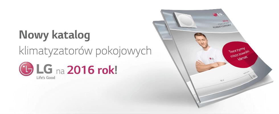 Nowy katalog LG na 2016 rok!